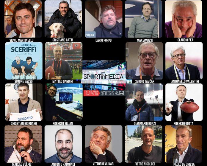 Sport in Media Live Stream_Ospiti_Giornalisti Sportivi