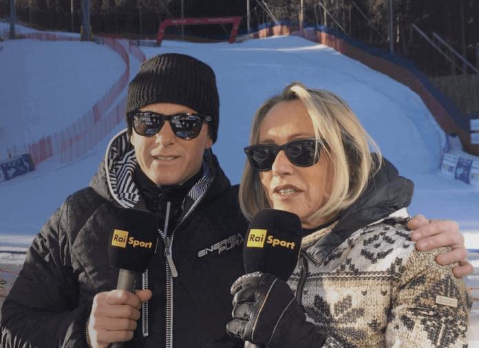ivana vaccari angrisani gandolfi blardone rai sport sci 2020 2021