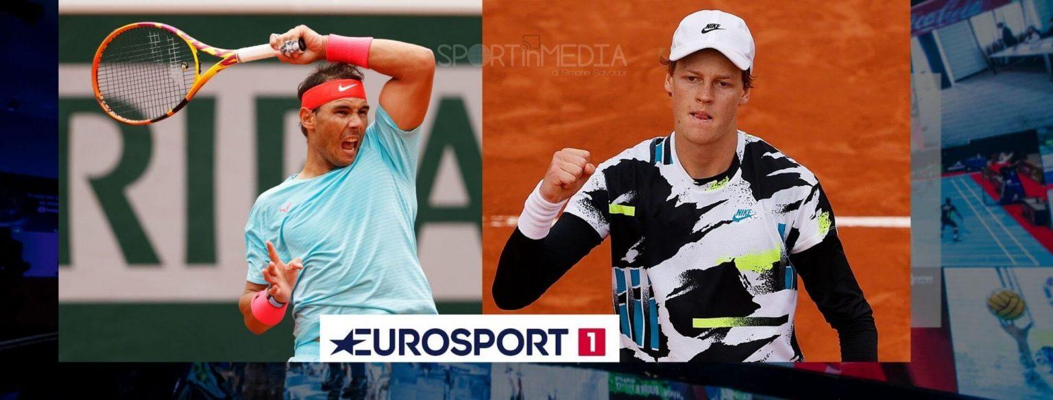 Sinner Nadal In Tv Diretta Eurosport Sportinmedia