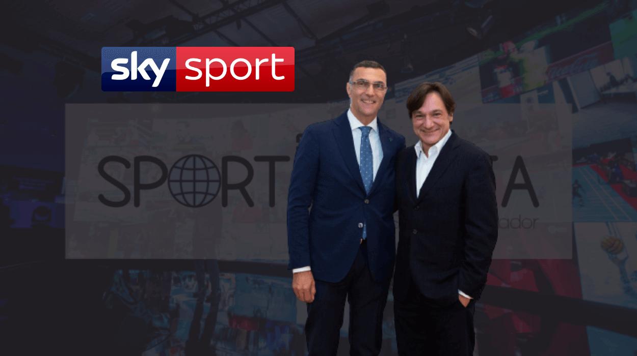 Telecronisti e Commentatori Sky Sport e DAZN – 4^ Giornata Serie A  2020/2021 - SPORTinMEDIA