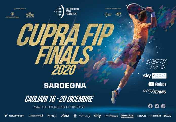 Cupra finals 2020 cagliari in Tv Sky e Super Tennis Tv