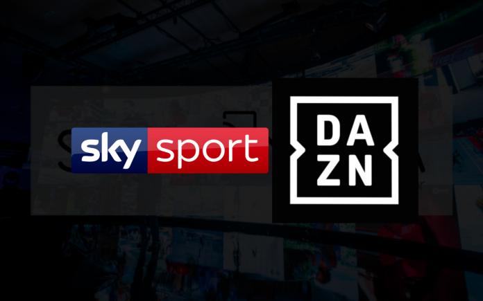 telecronisti e commentatori sky sport e dazn serie a_2020_2021