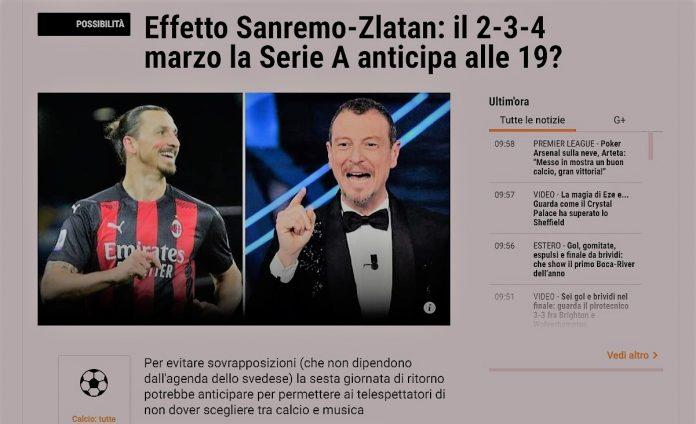 Gazzetta_serie_a_cambia_orario_per_sanremo_marzo_2021 ok