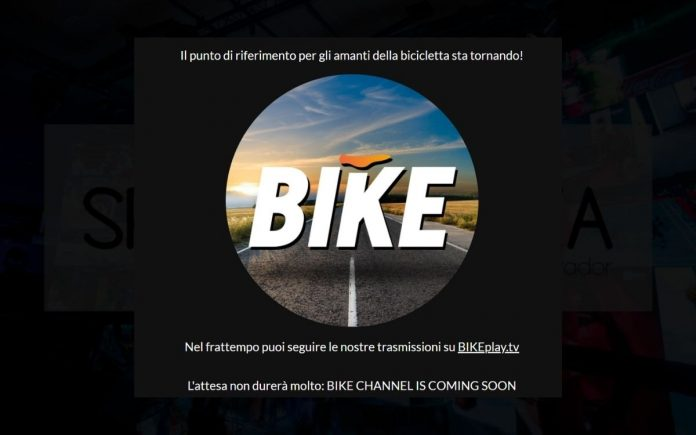 Bike Channel 2021 digitale terrestre
