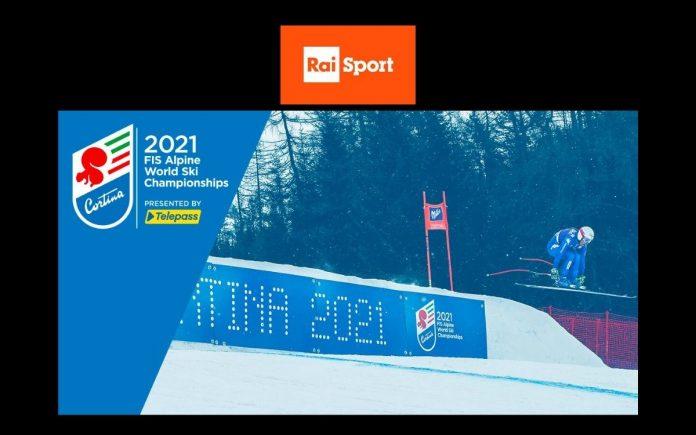mondiali sci alpino cortina 2021 su rai sport