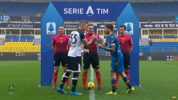 Parma-Udinese blackout DAZN Sky 212