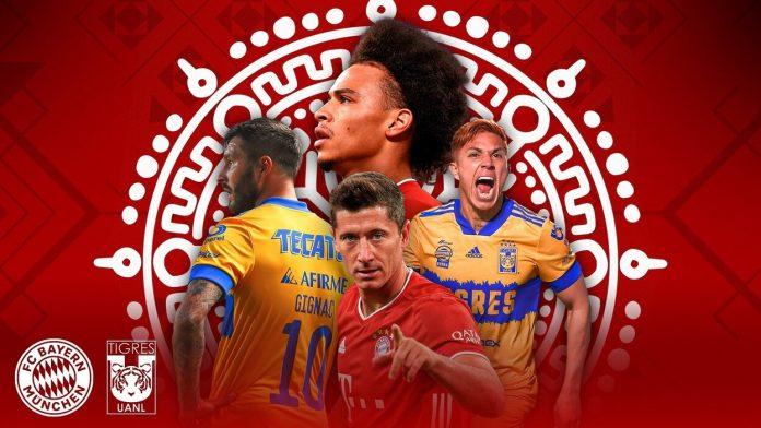 diretta tv tigres bayern finale mondiale club 2021