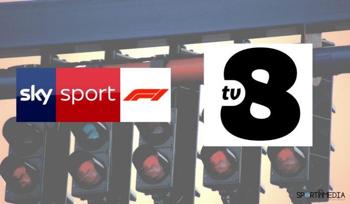 f1 e motgp su sky sport e TV8sportinmedia
