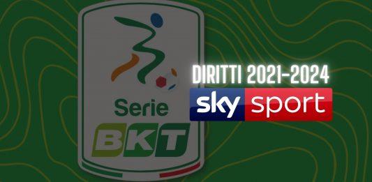Diritti Serie B 2021-2024 a Sky Sport