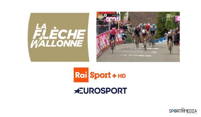 Freccia Vallone 2021 in Tv su Rai Sport ed Eurosport