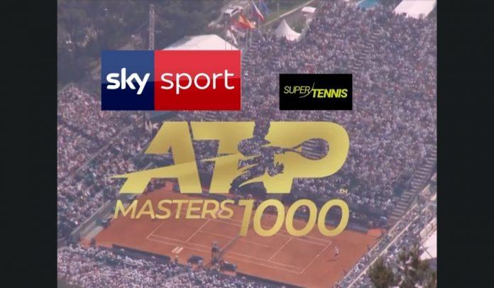 Masters 1000 Montecarlo in diretta Tv su Sky sport