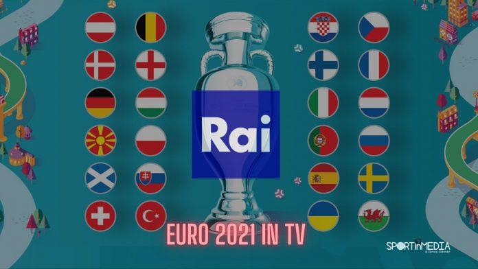 Euro 2021 sulla Rai_partite in chiaro_telecronisti_programmi