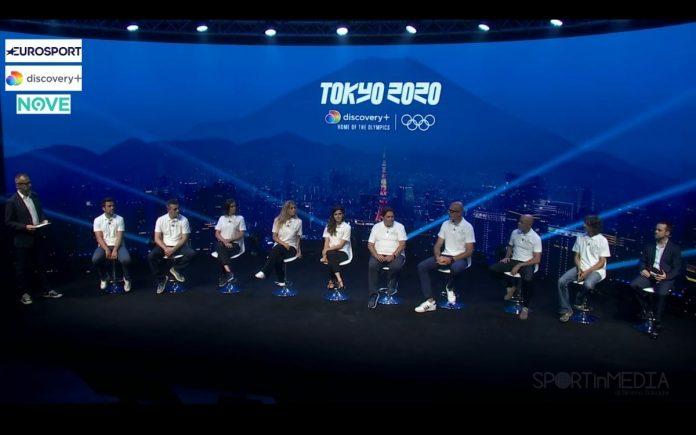 Olimpiadi Tokyo 2020_telecronisti _commentatori_eurosport_sport in media